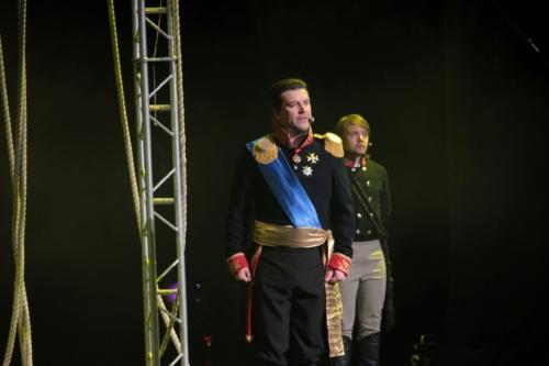 """Рок-опера """"Юнона и Авось"""" театра А.Рыбникова 7"""