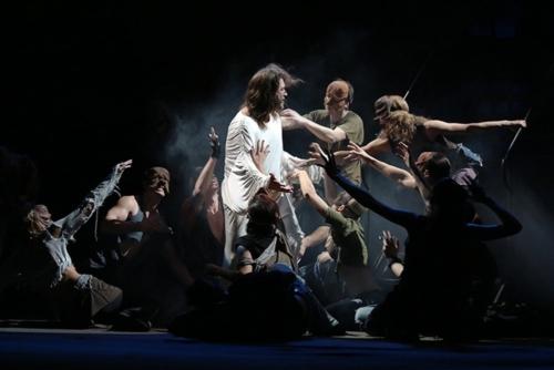 """Рок-опера """"Иисус Христос - суперзвезда"""" 134"""