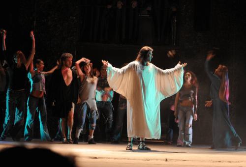 """Рок-опера """"Иисус Христос - суперзвезда"""" 151"""