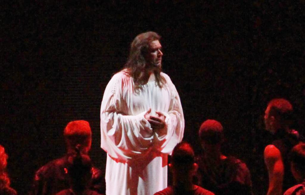 """Новости сайта. """"Иисус Христос - суперзвезда"""". Фрагменты аудио."""
