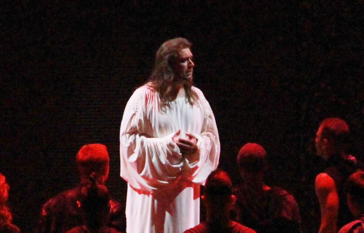 """Новости сайта. """"Иисус Христос – суперзвезда"""", 08.09.2020. Фрагменты аудио."""