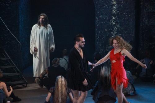 """Рок-опера """"Иисус Христос - суперзвезда"""" 7"""