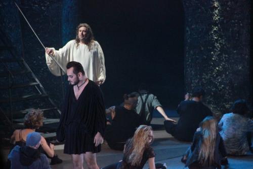 """Рок-опера """"Иисус Христос - суперзвезда"""" 8"""