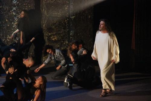 """Рок-опера """"Иисус Христос - суперзвезда"""" 9"""