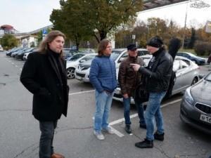"Рок-группа Матвея Аничкина ""Круиз"" 76"