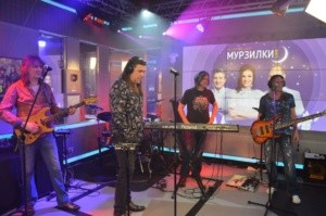 "Рок-группа Матвея Аничкина ""Круиз"" 58"